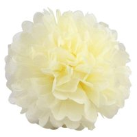 Efavormart 12 PCS Paper Tissue Wedding Birthday Party Banquet Event Festival Paper Flower Pom Pom 16 inch