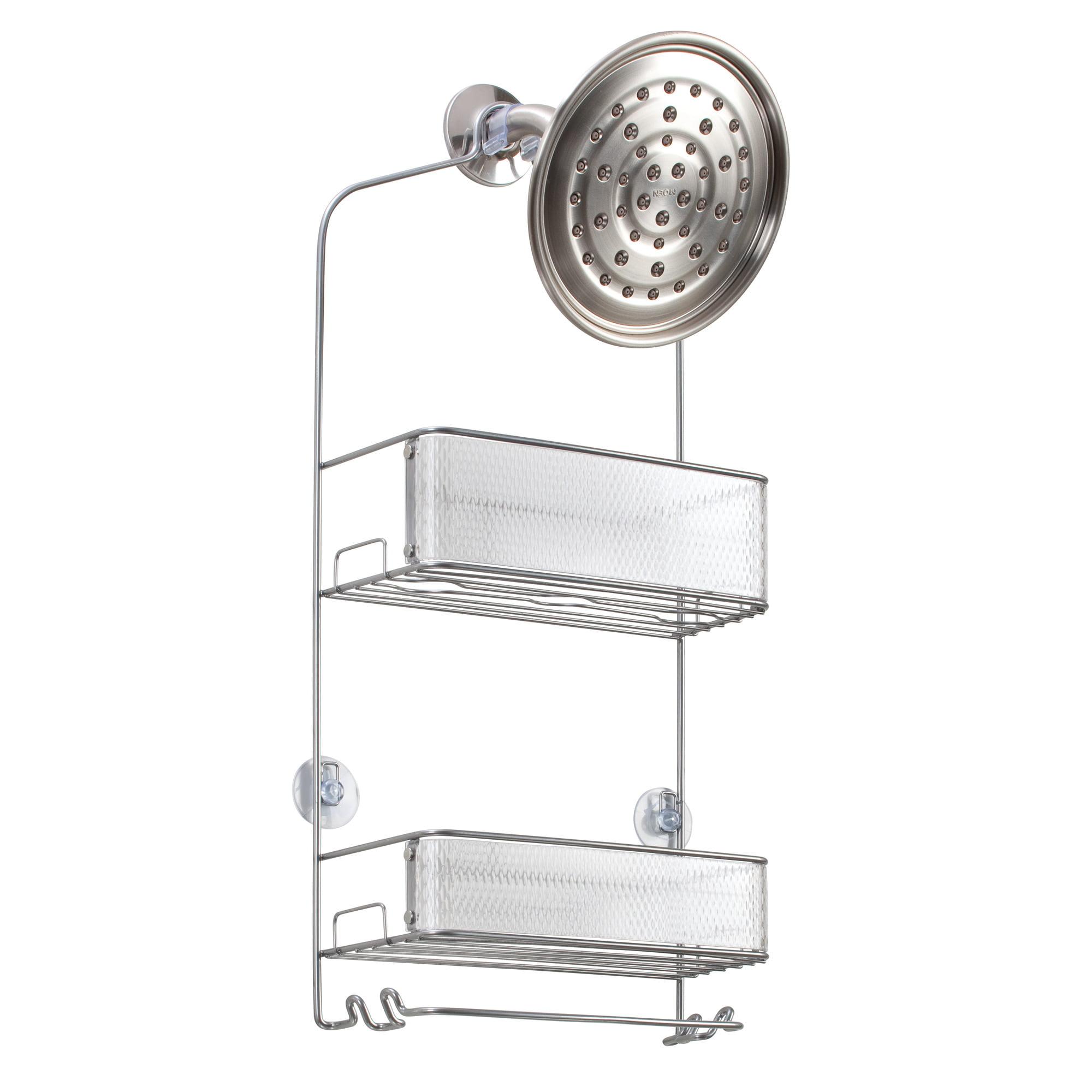 Chapter Dash Shower Caddy, Silver by INTERDESIGN