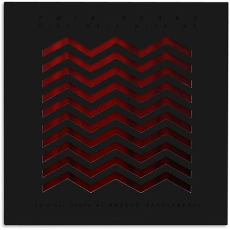 Twin Peaks  Fire Walk With Me Soundtrack  Vinyl   Remaster