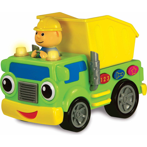 The Learning Journey On The Go Dump Truck