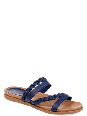d743332dde645 Blue Womens Sandals   Flip-flops - Walmart.com