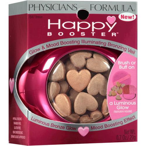 Physicians Formula Happy Booster Illuminating Bronzing Veil, 7847 Bronzer, 0.7 oz