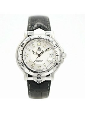 Pre-Owned Tag Heuer Professional WH113-K1 Steel  Watch (Certified Authentic & Warranty)