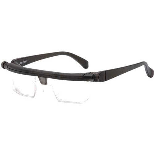 Image of Emergense Dk Gry Fr Clear Lens