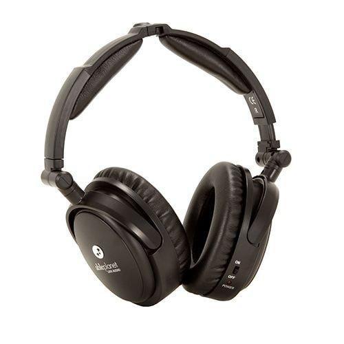 Able Planet NC190BMT Noise Cancelling Headphones Black Bl