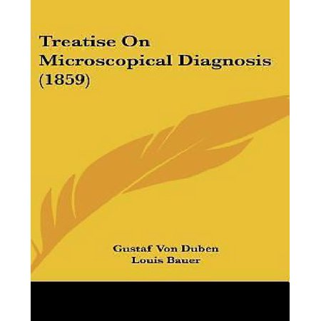 Treatise on Microscopical Diagnosis (1859) - image 1 of 1