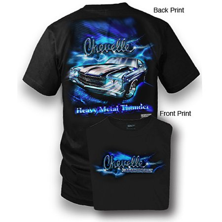 Wicked Metal - Heavy Metal Chevelle T-shirt ()