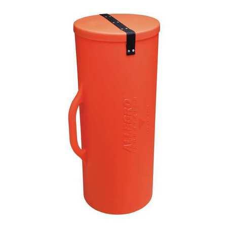 ALLEGRO 9500-55 Ventilation Duct Storage Canister,8 In (60g Jar)