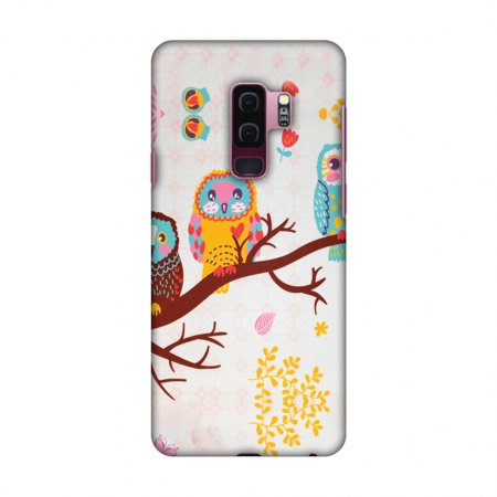 AMZER Premium Handcrafted Printed Designer Hard Sanp on Case Back Cover for Samsung Galaxy S9 Plus