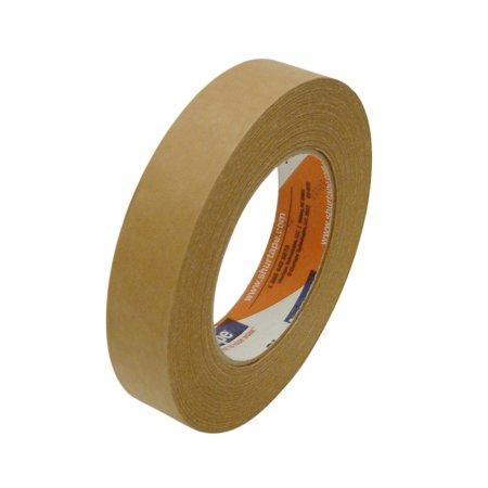 Shurtape FP-96 General Purpose Kraft Packaging Tape: 1 in. x 60 yds. - Kraft Reinforced Tape
