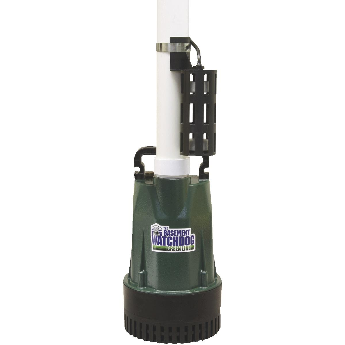 Basement Watchdog 1/2 HP Primary AC Sump Pump