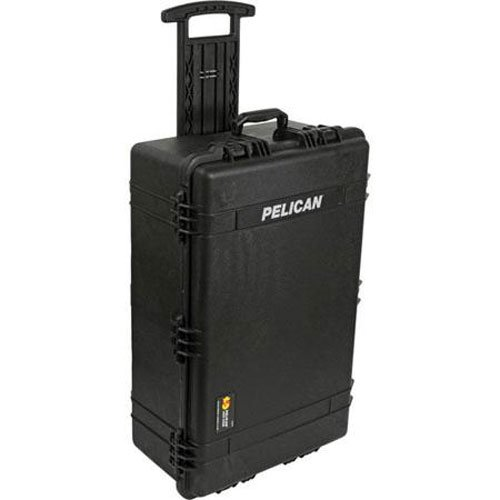 Pelican 1650NF Case No Foam Black 1650-021-110 - image 1 of 1