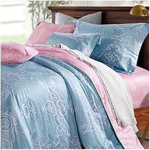 Zoomie Kids Hudson Yards 100pct Cotton 2 Piece Twin XL Reversible Comforter Set