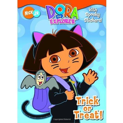 Dora the explorer Trick or Treat!