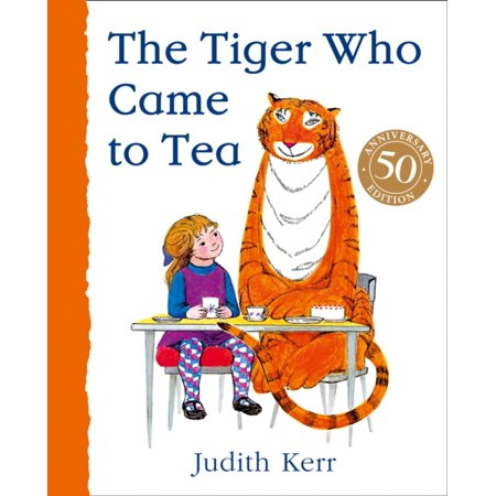 TIGER WHO CAME TO TEA - Who Came Up With The Holiday Halloween