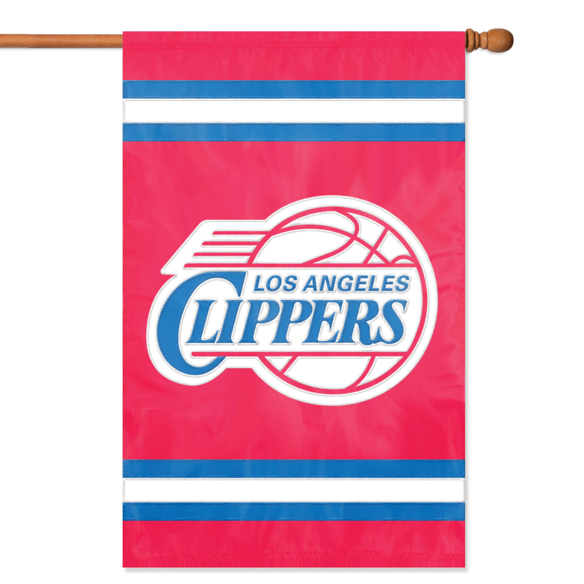 The Party Animal, Inc NBA Appliqu  House Flag