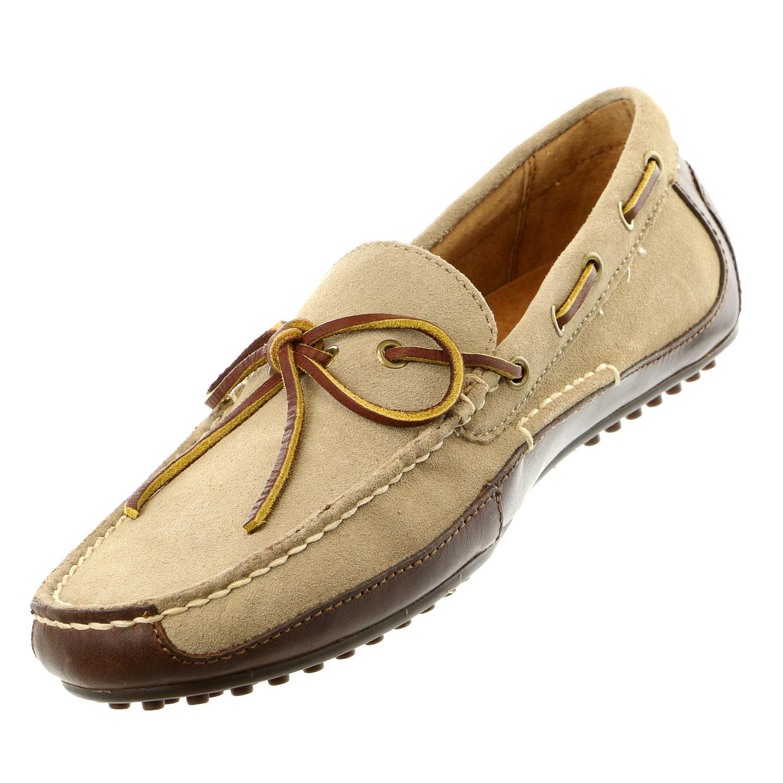 34fade105ee POLO Ralph Lauren Wyndings Moccasin Casual Loafer Slip On Boat Shoe - Mens  - Walmart.com