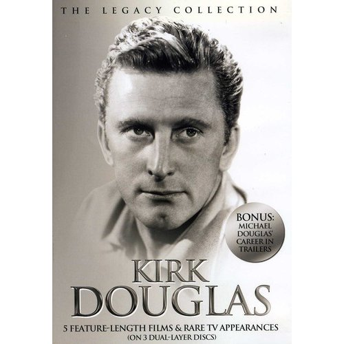 Kirk Douglas: The Legacy Collection