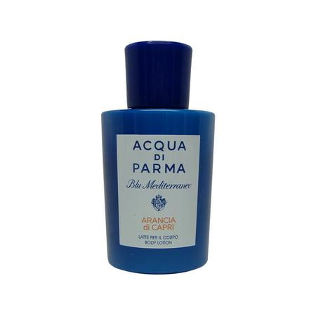 Acqua Di Parma Blu Mediterraneo  Arancia di Capri Body Lotion lot of 2