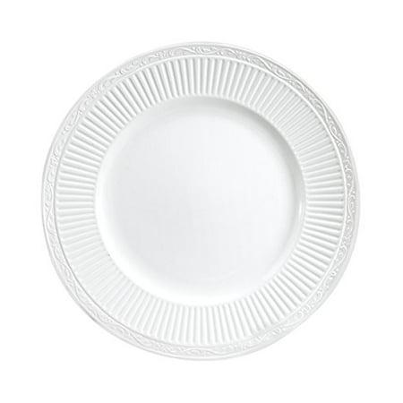 Mikasa Italian Countryside Dinner Plate, 11-Inch, White - DD900-201