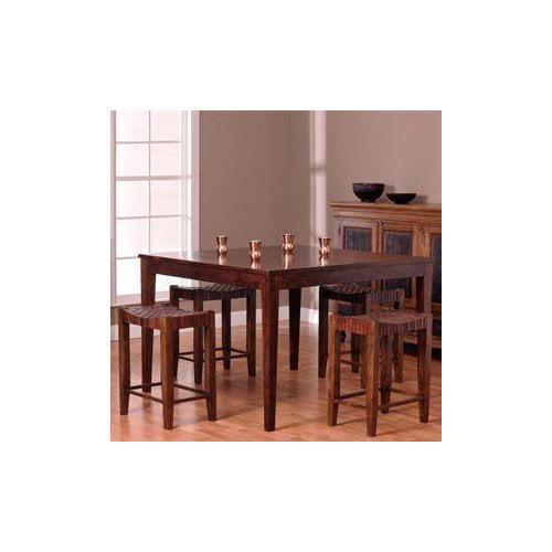 William Sheppee Ltd. Ltd. SON053S Sonoma Five Piece Gathering Table Set by Friskies