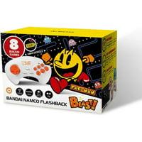 Bandai Namco Flashback Blast! Pac-Man PAC-MANIA Retro Gaming Console (Yellow)