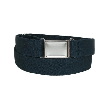 Elastic Belt with Magnetic No Show Flat Buckle
