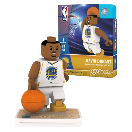 Kevin Durant NBA OYO Golden State Warriors Generation 1 G1 Mini Figure (Kevin Durant Party Supplies)