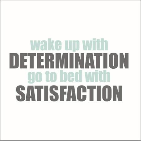 Small determination quotes