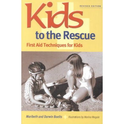 Kids to the Rescue: First Aid Techniques for Kids