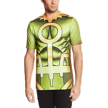 Loki Performance Athletic Costume Adult T-Shirt - Loki Costume For Sale