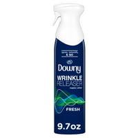 Downy Wrinkleguard Wrinkle Releaser Fabric Spray, Fresh Scent, 9.7 oz