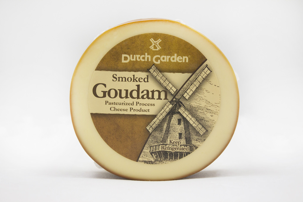 Dutch Garden Smoked Goudam, 10 oz by Swiss American Inc
