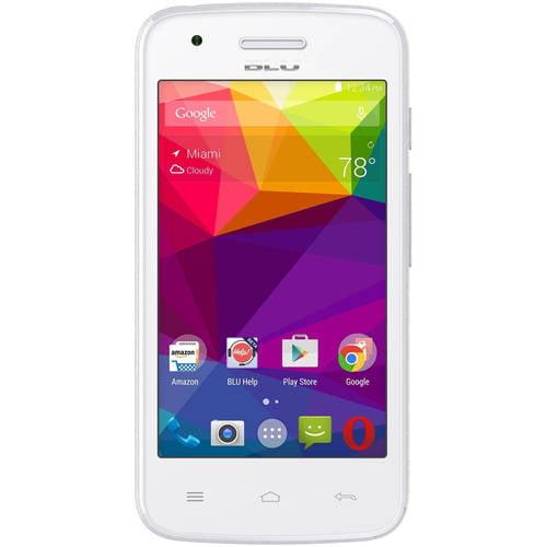 BLU Dash L D050U GSM Dual-SIM Android Smartphone (Unlocked)
