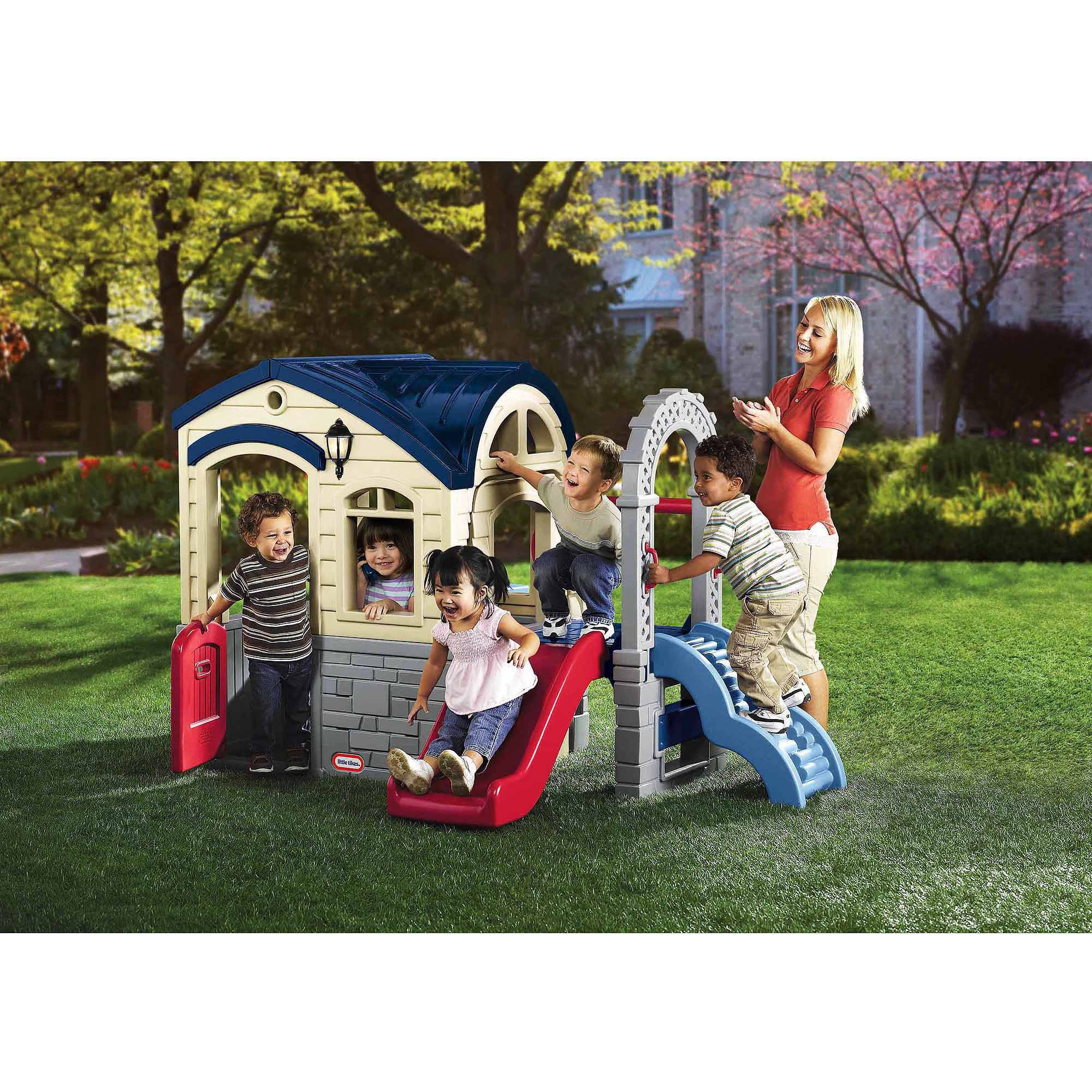 Little Tikes Picnic 'n Play Playhouse