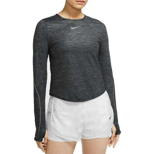 Nike Women's Dri-FIT Running Long Sleeve Shirt