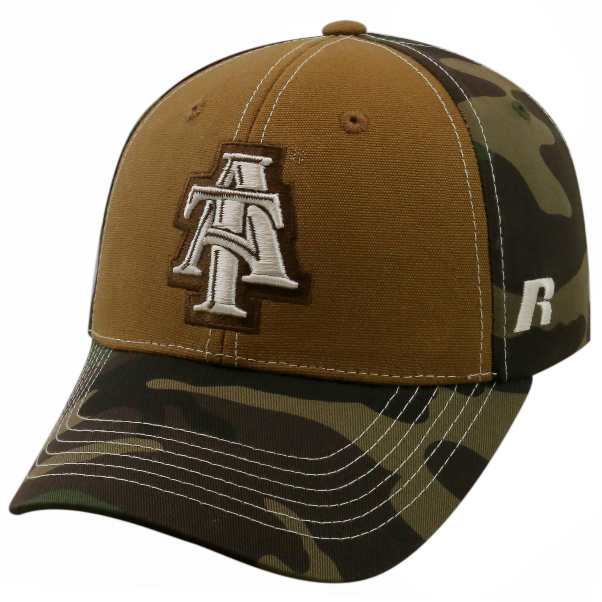 University Of North Carolina A&T Aggies Mossy Baseball Cap
