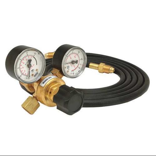 RADNOR RAD64003047 Gas Regulator Kit,Ar, CO2 Mix,CGA-580 G8575287