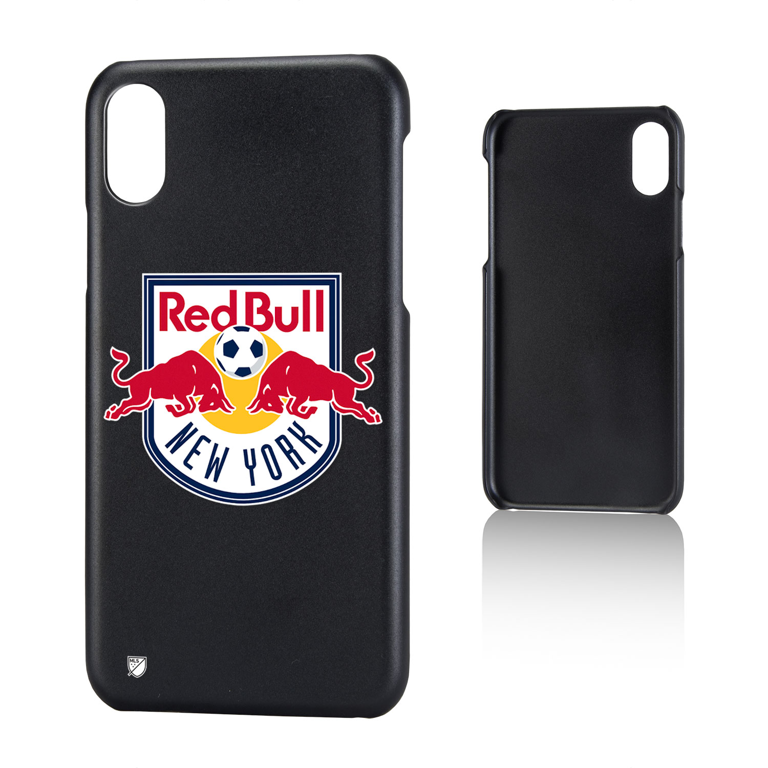 New York Red Bulls RED BULLS Insignia Slim Case for iPhone X