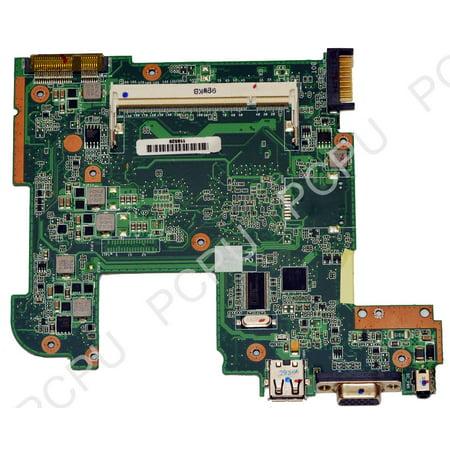 60-OA1JMB3000-A04 Asus Eee PC 1101HAB Netbook Laptop Motherboard w/ 1.33Ghz CPU (Asus Eee Netbook Motherboard)