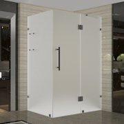 Aston Avalux GS 32'' x 72'' Hinged Frameless Shower Door