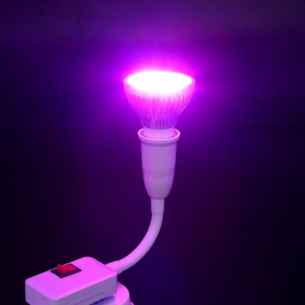 30W 40LED LED Grow Light Plant Growing Lamp Lights with Clip for Indoor Plants