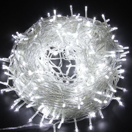50m 400 Led String Lighting Wedding New Year Xmas Fairy Outdoor Tree Be Friendly In Use Led Lighting Led String