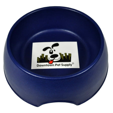 Downtown Pet Supply Go Green Eco-Friendly Bamboo Cat and Dog Feeding Bowl