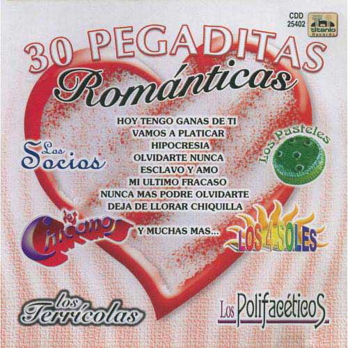 30 Pegaditas Romanticas