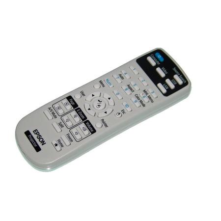 NEW OEM Epson Remote Control Originally Shipped With Pro EX9210, Pro (C Control Pro)