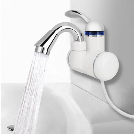 LYUMO Electric Heating Water Tap Bathroom Kitchen Instant Water Faucet