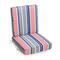 Coral Coast Classic Hinged Outdoor Deep Seating Cushion