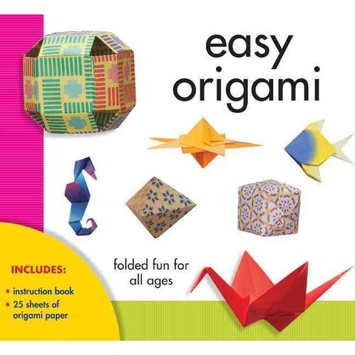 Easy Origami: Folded Fun for All Ages