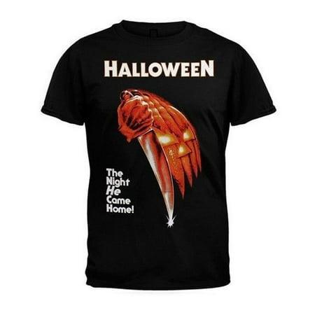 Halloween Movie Shirt (Halloween Michael Myers Movie Poster T-Shirt)